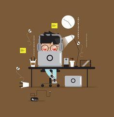 Youp! Illustrations