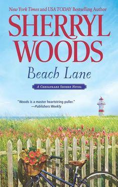 Maryland, Sherryl Woods, Chesapeake Shores, East Coast Beaches, New Providence, No Mans Land, Beach Reading, Book Nooks, Used Books
