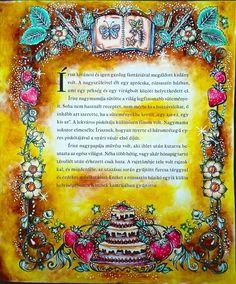 Johanna Basford, Mandalay, Coloring Books, Ivy, Cover, Instagram, Vintage Coloring Books, Coloring Pages, Hedera Helix