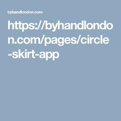 https://byhandlondon.com/pages/circle-skirt-app
