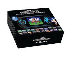 Sega Megadrive Arcade Ultimate Portable (inkl. inbyggd SD-kortsläsare)