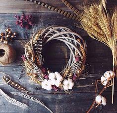 Autumn Wreaths, Deco Table, Deck The Halls, Merry Xmas, Grapevine Wreath, Grape Vines, Art Deco, Easter, Home Decor