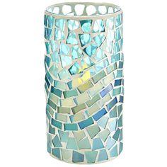Blue Wave Mosaic LED | Pier 1 Imports