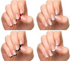 Incoco, esmaltes para uñas en tiras autoadhesivas   Decoración de Uñas - Manicura y Nail Art
