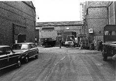 saunders ness rd (14)   Saunders Ness Rd aka Wharf Rd   Isle of Dogs Heritage & History