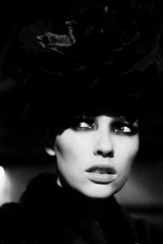 #portrait #black #white