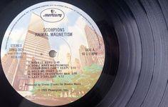 Scorpions Animal Magnetism LP Vinyl Record Album by ThisVinylLife