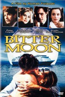 Bitter Moon, Roman Polanski; my old-time favorite