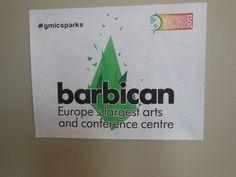 Greening Sponsor for #GMICconference2013 @Karen Anderson