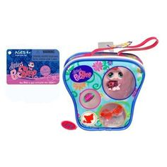 LPS Littlest Pet Shop Ladybug Purse Pals Portable Pets New Hasbro Toy Retired Collectible