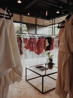 Calzada Del Valle Online Clothing Stores, Wardrobe Rack, Nude, Studio, How To Wear, Furniture, Home Decor, Study, Decoration Home
