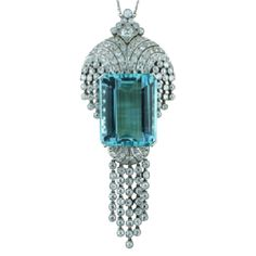 Art deco jewelry.  Follow Renaissance Fine Jewelry or see us at www.vermontjewel.com