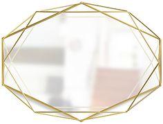 Umbra Prisma Wall Mirror, 43 x 57cm