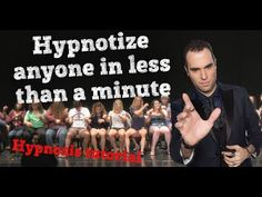 Learn how to Hypnotize Anyone in a Minute! Quick and Easy Hypnosis Tutorial by SpideyHypnosis Hypnosis Scripts, Learn Hypnosis, American Women, American Indians, American Art, American History, Native American, Hypnotize Yourself, States Of Consciousness