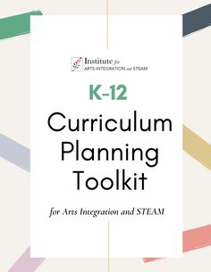 Free K-12 Curriculum Planning Kit