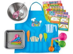 The Amazing Chef Cooking Set at Lakeshore Learning