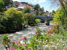 Rio Tomebamba, Cuenca Ecuador. I will retire here!
