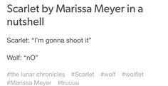 The Lunar Chronicles: Scarlet (Marissa Meyer)
