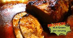 Honey Roasted Pork Loin Recipe