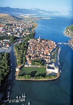 Trogir, Croatia - Lovely place to visit! :) ~B~