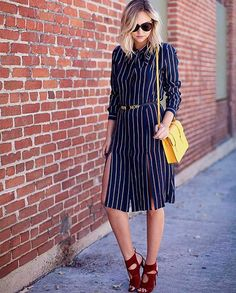 Sleek-Dress-Belted