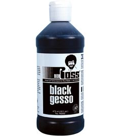 Bob Ross Gesso-473ml MANY COLORS