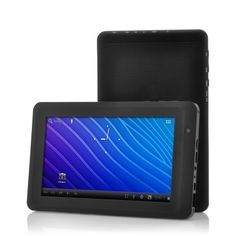 """Android 4.0 Tablet PC """"Pulse"""" - 7 Inch, 1Ghz CPU, 4GB Memory, HD only $88"""