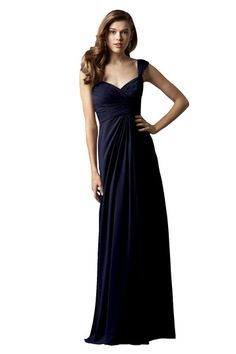 Navy Blue Bridesmaid Dresses & Navy Blue Bridesmaid Gowns | Weddington Way
