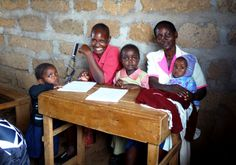 Our mother-child clinics recently won an OpenIDEO.com funding prize! The clinics are now in full swing, and we are excited to continue to expand our program and empower happy, healthy mothers like these two! #publichealth #Kenya