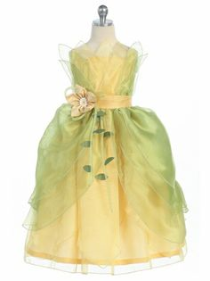 Flower Girl Dress -So. Cute. fairy princess dress. $49.99