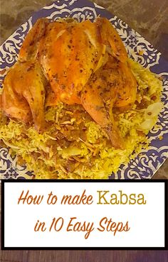 Mujaddara recipe in 5 easy steps recipe arabic food fast how to make kabsa in 10 easy steps middle eastern recipesmiddle eastern foodeasy forumfinder Image collections