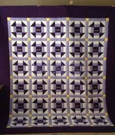 If you've been quilting long enough, chances are you've probably come across a Crown Royal quilt or two.