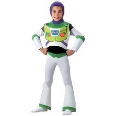 Pin for Later: 200+ Adorable Halloween Costumes For Your Trick-or-Treating Tot Buzz Lightyear of Toy Story