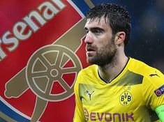 Independent: Arsenal reportedly close to signing Papastathopoulos for 16m Arsenal are close to completing a 16m move for Papastathopoulos The London-based club had to raise the initial 13m The Independent report insists that Arsenal are close to transferring Borussia Dortmunds central defender Sokratis Papastathopoulos for 16m. It is stated that Arsenal had to increase 13m bid to convince Dortmund to let go the 29-year-old and now Arsenal are said to be in advanced negotiations to bring him… 29 Years Old, Bring It On, Let It Be, Arsenal, Letting Go, Campaign, German, Greek, Club