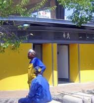 public toilets Johannesburg