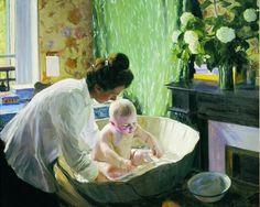 Boris Kustodiev Russian Painting, Oil On Canvas, Painting, Russian Folk Art, Visual Art, Art, Realism Art
