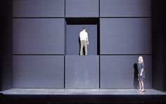 Faust: The Second Part of the Tragedy. Olaf Altmann. Deutsches Theater Berlin