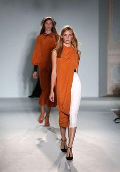 London Fashion Week: Roksanda Ilincic SS2013