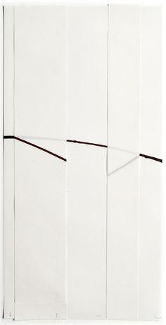 "Harald Kroener, ""11.03.07"", 2007, 14,9 x 29,7 cm"