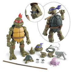 Teenage Mutant Ninja Turtles Donatello 1:6 Scale Figure - Mondo - Teenage Mutant Ninja Turtles - Action Figures at Entertainment Earth