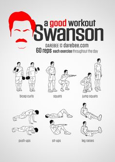 Swanson strength workout