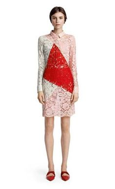 20 Reasons We're Obsessing Over Red Lace This Season | StyleCaster