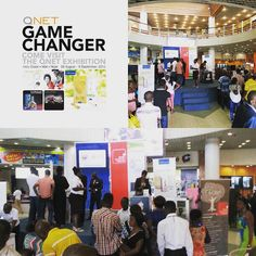 #QNET GAME CHANGER Exhibition - Ivory Coast. Come & experience our awesome collection of products! #Africa