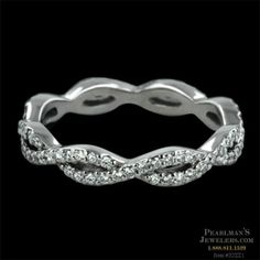 Wedding band to go along with a princess cute pave engagement ring :)