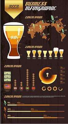 #아이클릭아트 #인포그래픽 #일러스트 http://www.iclickart.co.kr/update/week/29035/ #infographic, #illust, #image, #iclickart, #beer