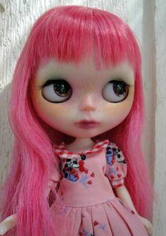 Great Custom G Baby Blythe Doll OOAK Gbaby | eBay