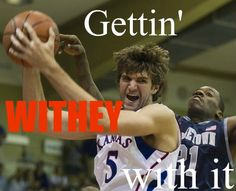 Jeff Withey  .