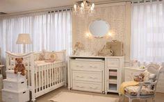 Conheça os maiores erros no projeto do quarto do bebê - Decoração - iG