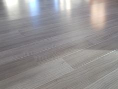 Flooring is Amazing. Grey Stained Hardwood Floors: Maple Gray Stained Wood Floors… look for laminate like this.