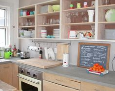 It's DIY Month, and we're encouraging you to take care of all your projects around the house, even in the kitchen